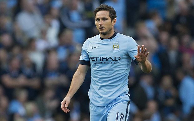 Lampard Merasa Beruntung Telah Bergabung Dengan New York City