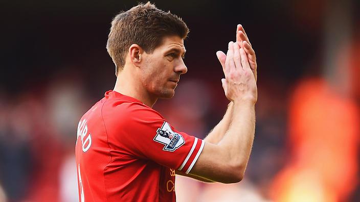 Steven Gerrard Belum Bisa Digantikan Siapapun